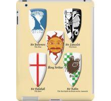 Shields Black iPad Case/Skin