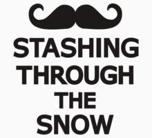 Stashing through the snow Kids Clothes