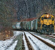 The Train by GPMPhotography