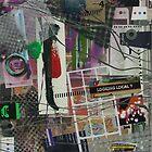 Urban Piece No 3 by Jeffrey Hamilton