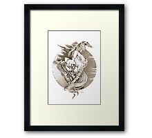 Gods & Monsters Framed Print