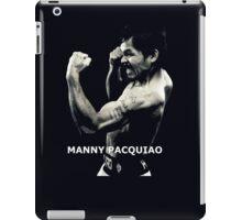 Manny Pacquiao iPad Case/Skin