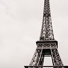 Le Tour de Eiffel by bchai