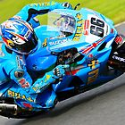 Tom Sykes, British Superbikes, Croft Circuit, 2008 by RHarbron