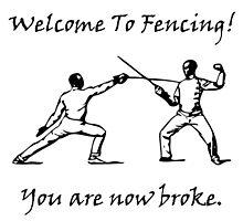 Fencing Broke by AmazingMart