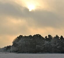 Holland in winter time by bensanne