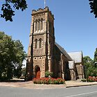 """Churches of South Australia"" by Gail Mew"