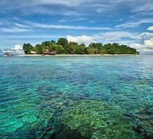 Sipadan Island by Heather Prince