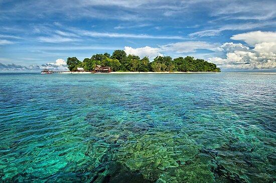 Sipadan Island by Heather Prince ( Hartkamp )