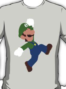Luigi Minimalist Design T-Shirt