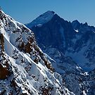 Barre des Ecrins (4100 meter) by Rmi Bridot