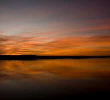 Lake Joondalup. by Michael  Bermingham