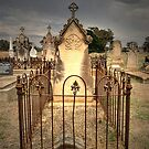 Murringo Cemetery by GailD