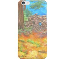 Fallen Giant iPhone Case/Skin
