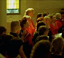 Canticle - The Martenitsa Choir by Joe Glaysher