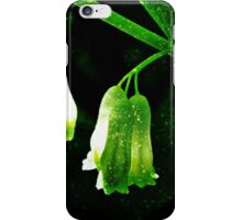 Stirring Magic in the Green Garden iPhone Case/Skin