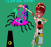 The Claire's Two Creepy Crawlies Show! by Uncle McPaint