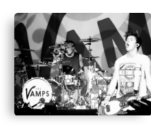 The Vamps Canvas Print