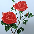 Roses Without Thorns by paul boast