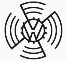 Volkswagen Logo Kids Clothes