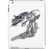 Dragon Creature  iPad Case/Skin