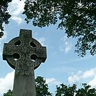 Beautiful Old Celtic Cross by Jane Neill-Hancock