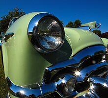 Clipper DeLuxe Club Sedan by John Schneider