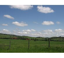 Country Landscape Photographic Print