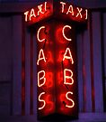 Taxi! by RC deWinter
