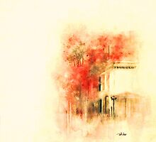 Tokiko Anderson - Our House in the Middle of the Street  by TokikoAnderson