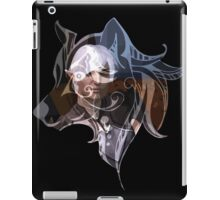 Fenris (from Dragon Age II) iPad Case/Skin