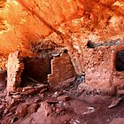 Anasazi Ruins by Rick Schafer