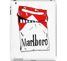 marlboro cigarettes  iPad Case/Skin