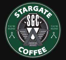 Stargate Coffee Tau'ri by Michael Bourgeois