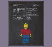 Lego Man Patent Kids Clothes