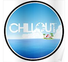 Chillout - Island Poster