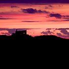 Euphoria Dune Shack (Provincetown, Cape Cod) by Christopher Seufert