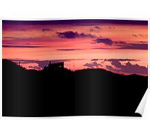 Euphoria Dune Shack (Provincetown, Cape Cod) Poster