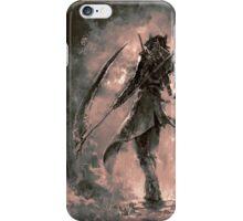 Bloodborne Hunter iPhone Case/Skin