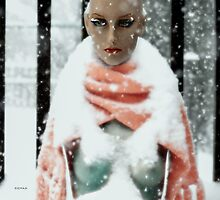 Snow Woman  by ArtbyDigman