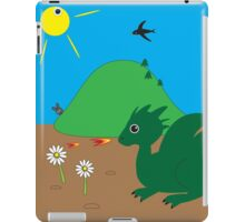 Bronwyn's Day Out iPad Case/Skin