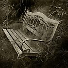 Seat at the lake by athex