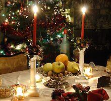 Christmas Eve by Sandra Kemppainen