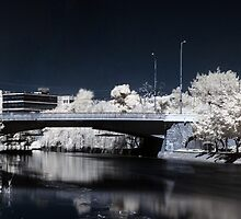 Infrared panorama by Sandra Kemppainen