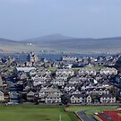 Lerwick in Panorama by Twscats