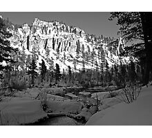 Spearfish Canyon Photographic Print