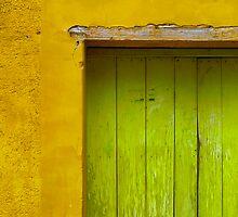 Puerta Verde by Skip Hunt
