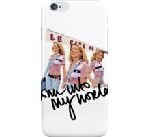 Kylie - Come Into My World iPhone Case/Skin