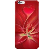 THE LILY - Invitation to the Inside iPhone Case/Skin