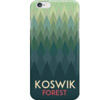 Koswik Forest iPhone Case/Skin
